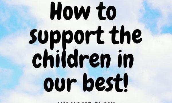 子供を全力で応援する方法英文