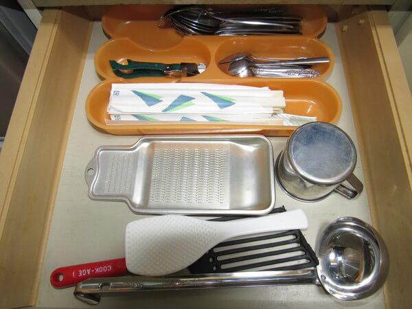 立山山麓家族旅行村調理器具2